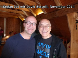 Stefan Ide und Dr. David Bercelli